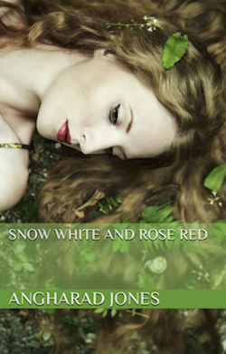 Snow White and Red Rose by Denise Gwen